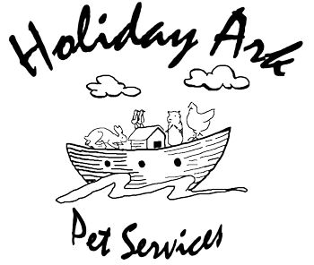 Holiday Ark Pet Services Logo